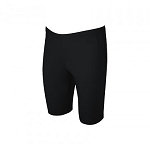 Men's BLACK Lycra Jammer - Jr Lifeguard