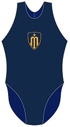 Marina Girls Polo Suit