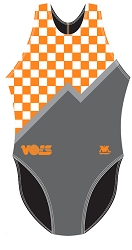 Univ. of Tennessee women's polo suit