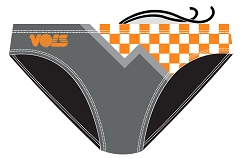 Univ. of Tennessee Mens polo suit