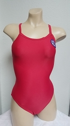 HB Jr.Lifeguard 1-Piece with Patch