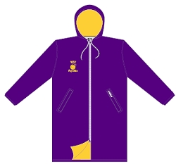 Righetti Girls Aquatics Parka