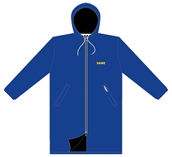 Chelsea Piers Swimming Parka