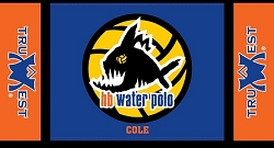 Huntington Beach Water Polo Club Towel