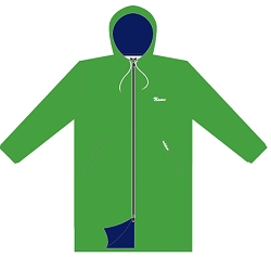 North Coast Aquatics Parka