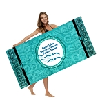 Friends of the Virgin Islands Beach-to-Beach Power Swim Towel