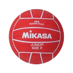 Mikasa Junior Red Water Polo Ball W5008RED