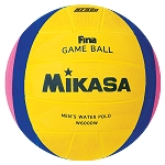 Mikasa Mens Wave Water Polo Ball W6000W - FINA