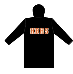 HBHS Girls Soccer Boosters Parka